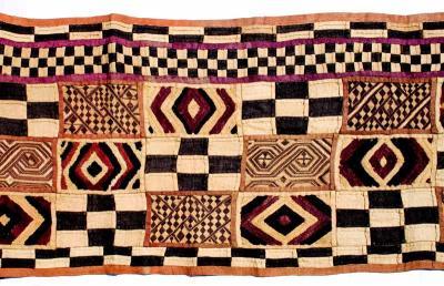 KUBA RAFFIA CLOTH (DRC) - new stock