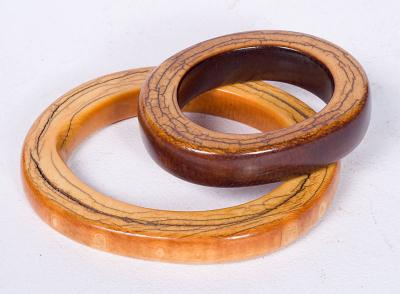 Igbo ivory bangle old (Nigeria