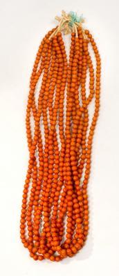 AFRICAN AMBER BEAD (KENYA)
