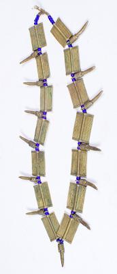 BAULE BRASS BEAD N/L (IVORY COAST)