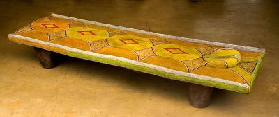 BED BEADED (BURKINA FASO)
