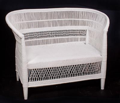 Bench 84H 110cmL (Malawi) PAINT