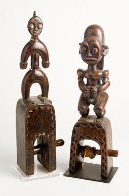 Fang bobbin (Cameroon/Gabon)