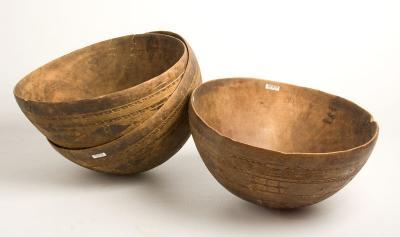 Tuareg bowl m-lg (Niger)