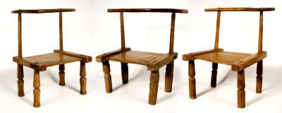 Baule chair (Ivory Coast)