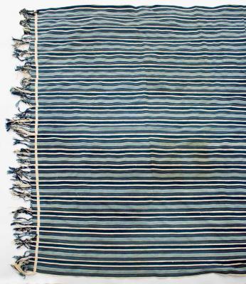 EWE CLOTH BLUE STRIPE (GHANA)