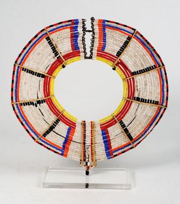 Maasai collar m-sml (Kenya)