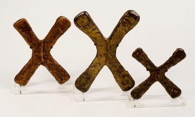 KATANGA COPPER CROSS (DRC/ZAIRE)