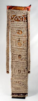 Wollo marriage apron (Ethiopia)