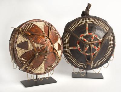 Agelgel beaded basket (Ethiopia)