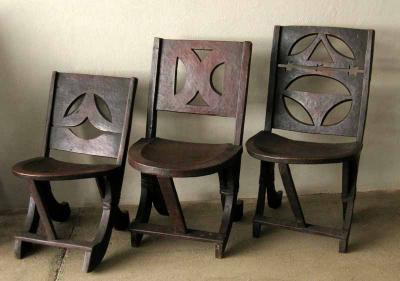 Woliso chair (Ethiopia)