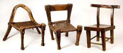 Afar chair (Ethiopia)