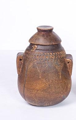 Borana container+lid sml (Ethiopia)
