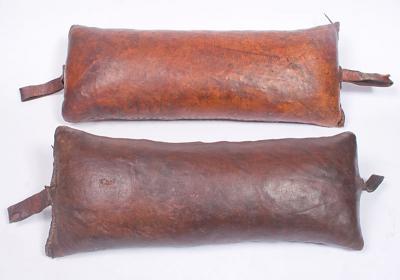 Woliso headrest leather (Ethiopia)