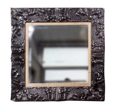 MIRROR+PRESSED CEILING FRAME 90CMSQ