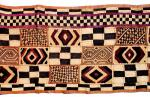KUBA RAFFIA CLOTH (DRC) - new stock