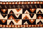 KUBA CLOTH 'PLAQUE' 8 PANEL (DRC-ZAIRE)