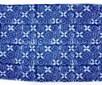 YORUBA ADIRE INDIGO CLOTH 6M (NIGERIA)