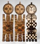 Bobo 'snake' mask (Burkina Faso)