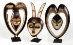 KWELE HEART MASK (GABON)