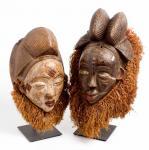 Punu mask (Gabon)
